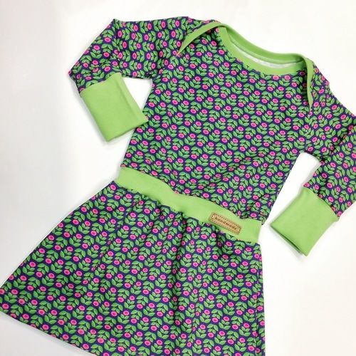 Makerist - Frisches Retro Dress von Kid5  - Nähprojekte - 1
