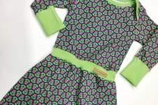 Makerist - Frisches Retro Dress von Kid5  - 1