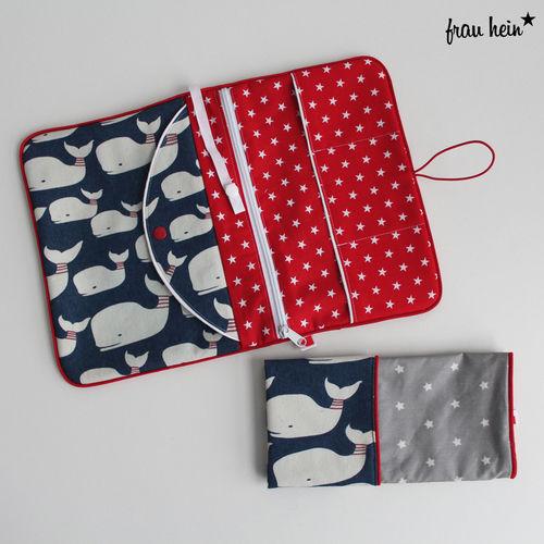 Makerist - Kleine Windeltasche von von Lange Hand - Nähprojekte - 3