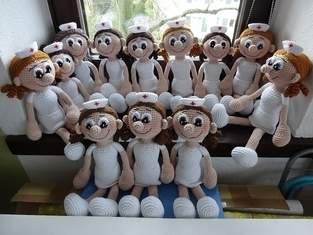 Makerist - 12 Krankenschwestern! :-) - 1