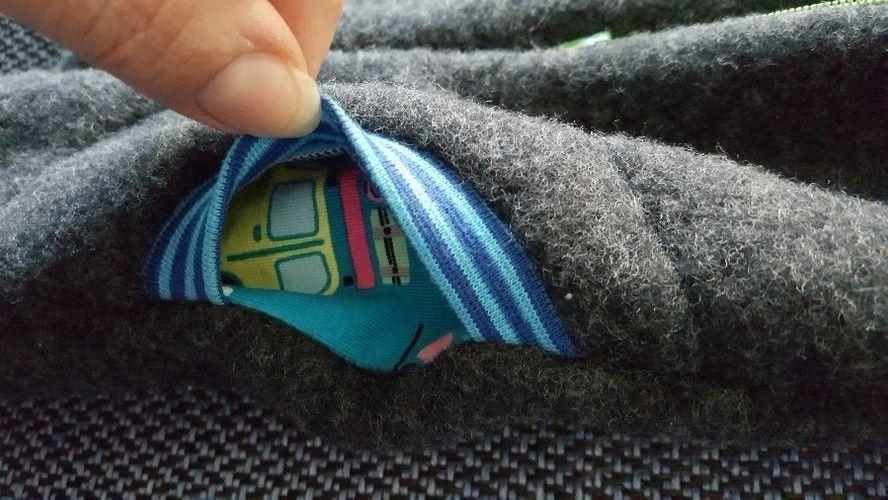 Makerist - Jolly Jumper aus Wolle Größe 56/62 für Zwillinge - Nähprojekte - 3