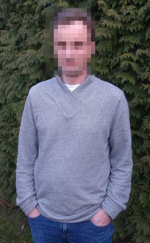 Makerist - Herrensweater von Hummelhonig - Nähprojekte - 1