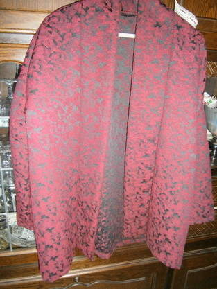 Makerist - kimono cho en tissu jacquard pour moi - 1
