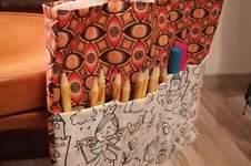 Makerist - Sac à coloriage pour enfant  - 1