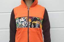 Makerist - Kapuzenjacke - 1