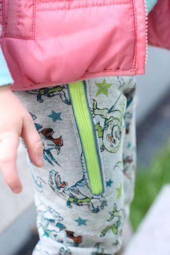 Makerist - Sweathose Trainee girl slim - Nähprojekte - 2