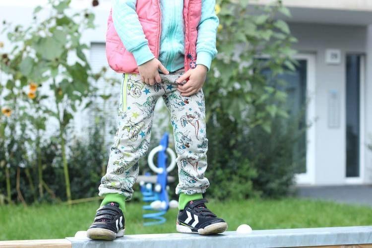 Makerist - Sweathose Trainee girl slim - Nähprojekte - 3