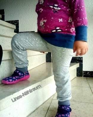 Makerist - Nähpuls Sweathose Trainee Girl - 1