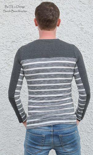 Makerist - Bärliner Onkel Men Shirt - Nähprojekte - 1