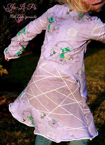 """Makerist - Kleid """"Cool Curved Dress"""" - Nähprojekte - 3"""