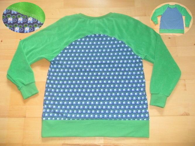 Makerist - Shirt Bethioua mit Mäuschen - Nähprojekte - 1