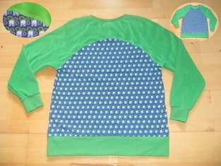Makerist - Shirt Bethioua mit Mäuschen - 1