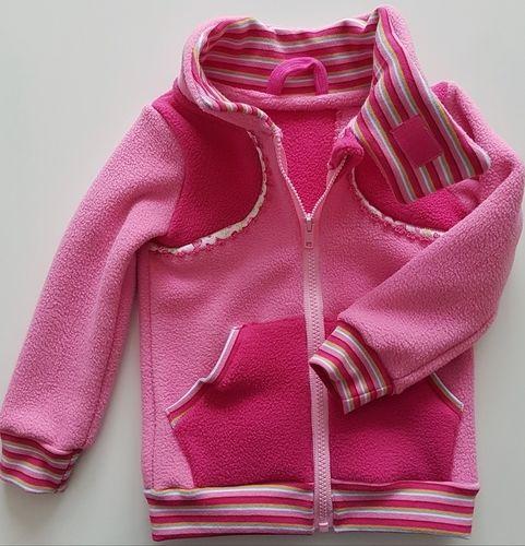 Makerist - Sweaterjacke mit Reisverschluss - Nähprojekte - 1
