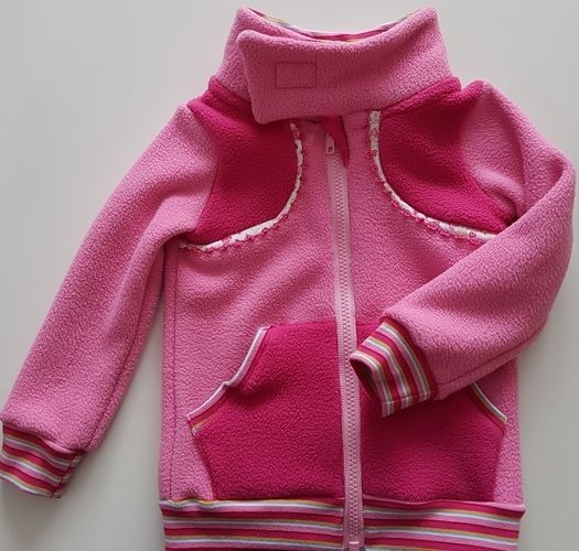 Makerist - Sweaterjacke mit Reisverschluss - Nähprojekte - 2