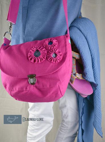 Makerist - Tasche Strandläufer von Farbenmix - Nähprojekte - 2