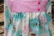 Makerist - Virginia genäht aus Baumwolle für meine Enkelmaus  - 1