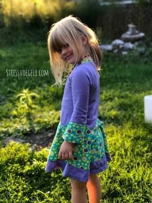 Makerist - Bluebell Kleid fürs Tochterkind - 1