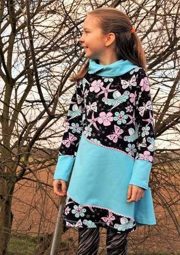 Makerist - Cool Curved Dress  - Nähprojekte - 1