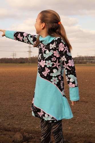 Makerist - Cool Curved Dress  - Nähprojekte - 2