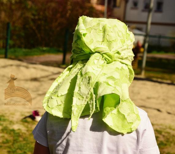 Makerist - Sonnenschutz mit Spitze - Nähprojekte - 1