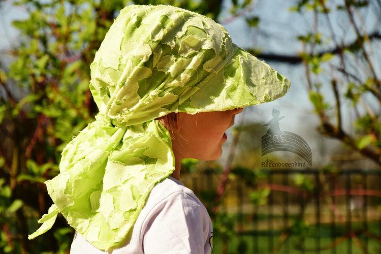 Makerist - Sonnenschutz mit Spitze - Nähprojekte - 2