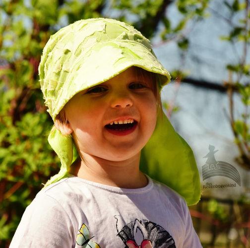 Makerist - Sonnenschutz mit Spitze - Nähprojekte - 3