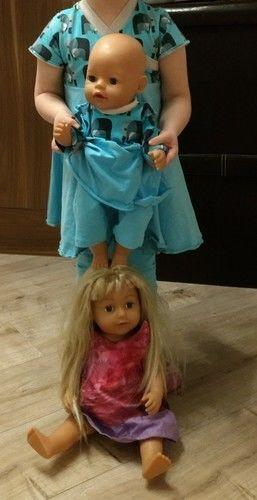 Makerist - Partnerlook Puppen und Puppenmamas 😀 - Nähprojekte - 2