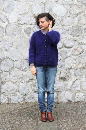 Makerist - Cardigan Shifumi - Créations de tricot - 2