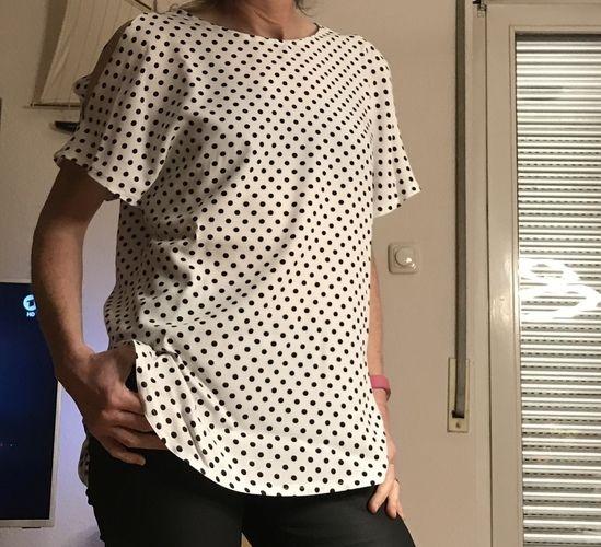 Makerist - Rea Tunika vom australischen Label Style Arc - Nähprojekte - 2