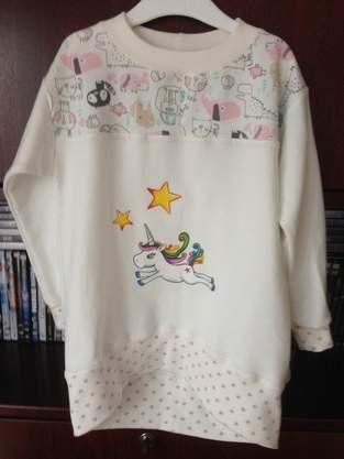 Makerist - Traumshirt für meine Enkeltochrer - 1