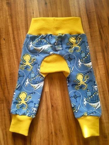 Makerist - Monkey-Pants - Nähprojekte - 1