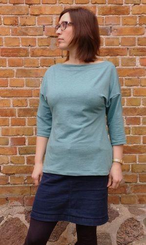 Makerist - Kussecht als Shirt - Nähprojekte - 1
