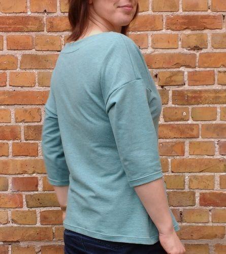 Makerist - Kussecht als Shirt - Nähprojekte - 3