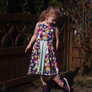 "Makerist - Sommerkleid ""Marisa"" von MY LITTLE LADYBIRD - 1"