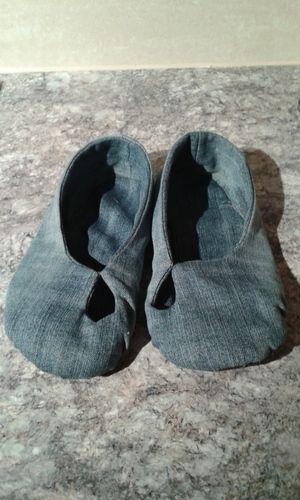 Makerist - jeansballerinas - Nähprojekte - 1