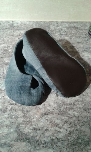 Makerist - jeansballerinas - Nähprojekte - 2