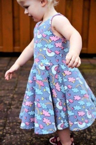 Makerist - Kleid Marisa von My little Ladybird - Nähprojekte - 1