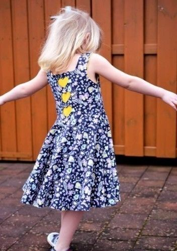Makerist - Kleid Marisa von My little Ladybird - Nähprojekte - 2