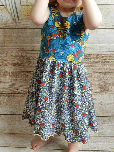Makerist - Jerseykleid Marisa My little Ladybird - Nähprojekte - 1