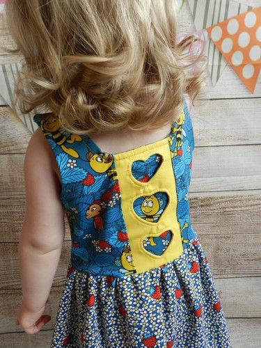 Makerist - Jerseykleid Marisa My little Ladybird - Nähprojekte - 2