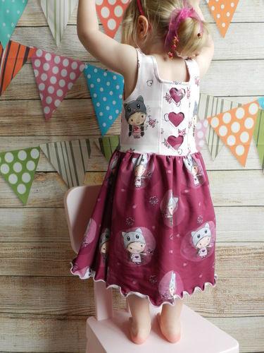 Makerist - Jerseykleid Marisa My little Ladybird - Nähprojekte - 3