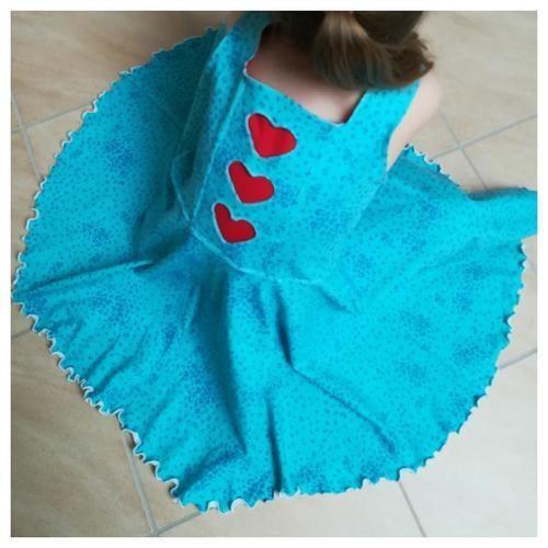 Makerist - Jerseykleid Marisa nach dem Schnitt von My Little Ladybird - Nähprojekte - 1
