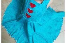 Makerist - Jerseykleid Marisa nach dem Schnitt von My Little Ladybird - 1