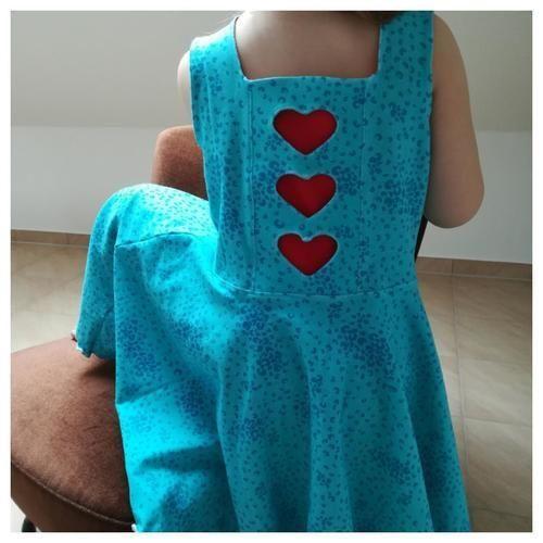 Makerist - Jerseykleid Marisa nach dem Schnitt von My Little Ladybird - Nähprojekte - 2