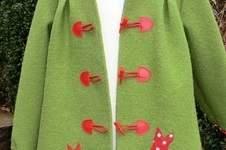 Makerist - Mantel Gretchen für mein Enkelmädchen Paulina - 1