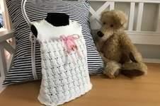 Makerist - Babykleidchen (3-6 Monate) - 1