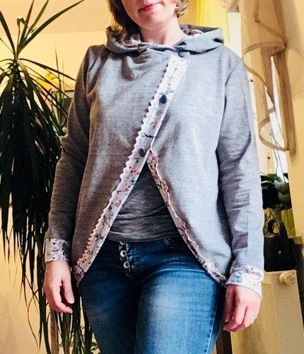 Makerist - Sweat-Jacke für Damen - Nähprojekte - 1