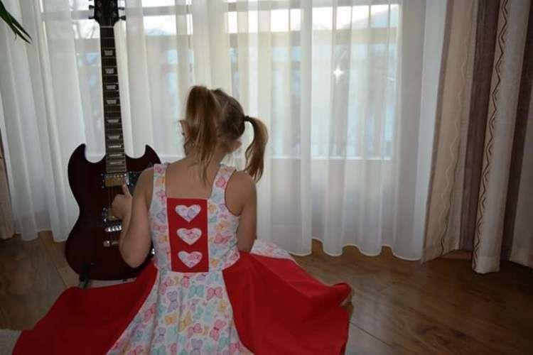 Makerist - Jerseykleid Marisa  - Nähprojekte - 2