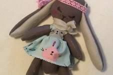 Makerist - Hasi-Pü Mädchen 😍 - 1