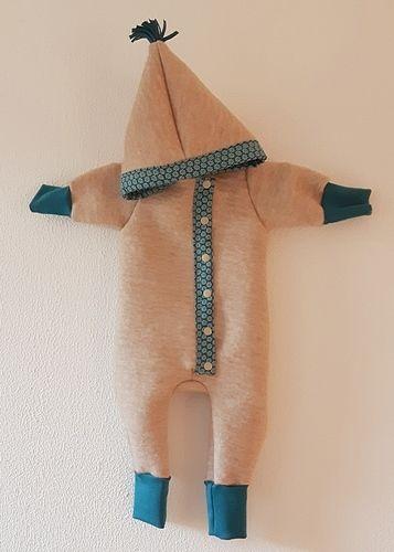 Makerist - Wollwalk-Anzug für Karlchen - Nähprojekte - 1